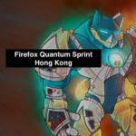 Firefox Quantum Sprint HK
